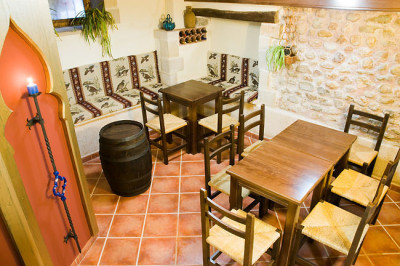 Cafetería Casa de la Fuente