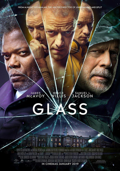 Cartelera Cine Alcorisa - Glass