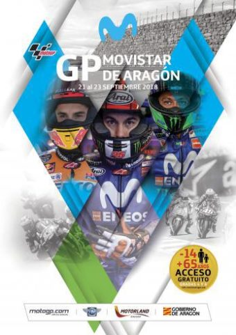 Gran Premio Movistar de Aragón de MotoGP 2018