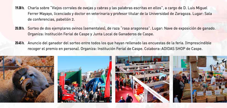 38ª Edición de Expo Caspe