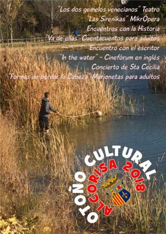 Otoño Cultural 2018 en Alcorisa